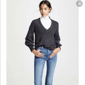 Madewell dashwood v-neck sweater